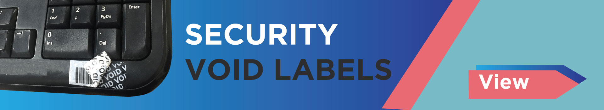Security Void Labels